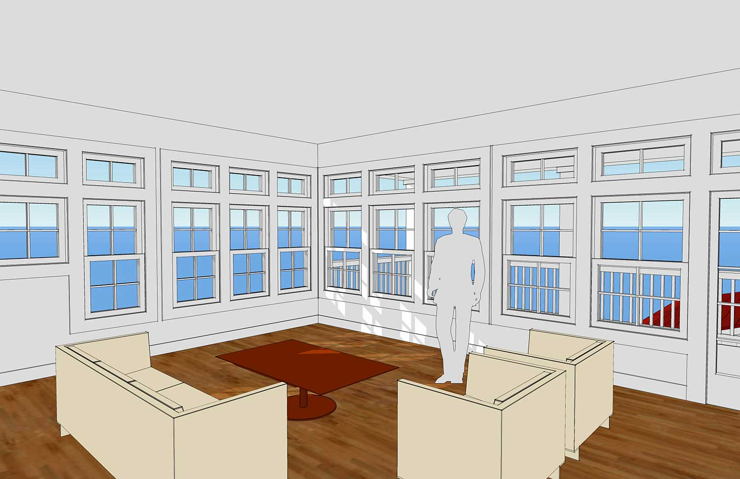 Interior-Inn-Rendering
